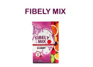 DONUTT Fibely Mix